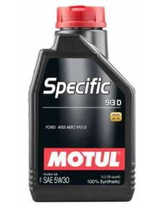 Huile SPECIFIC FORD 913D 5W30 1L (bidon) MOTUL
