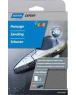 Abrasif eau 800 NORTON (3 feuilles 230x280)