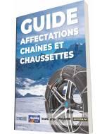 Guide affectations chaînes et chaussettes neige