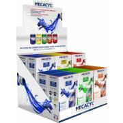 Lot d'implantation MECACYL 20 pcs + présentoir de comptoir