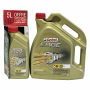 Huile Castrol Edge 5W30 LL 5L+1L(bidon)