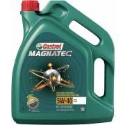 Huile Castrol Magnatec 5W40 C3 5L (bidon)