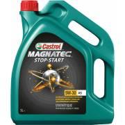 Huile Castrol Magnatec 5W30 A5 Stop&Start 5L (bidon)