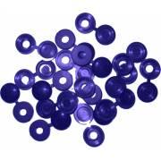 Cache-rivets bleus (x250)