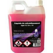 Liquide refroidissement G12/G13 rose -30° (2L)