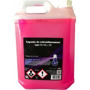 Liquide refroidissement G12/G13 rose -30° (5L)