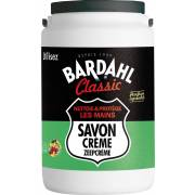 Savon crème microbilles Bardahl 3L (pot)