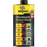 Décrassant moteur diesel 5-en-1 Bardahl 1L (bidon)