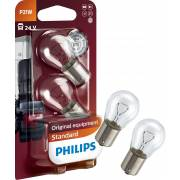 2 ampoules P21W 24V PHILIPS (blister) (13498B2)