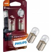 2 ampoules R5W 24V PHILIPS (blister) (13821B2)