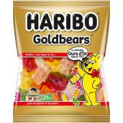 Bonbons gélifiés Haribo L'ours d'or 40g (sachet)