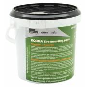 Crème à pneu noire ECORA 1kg (pot)