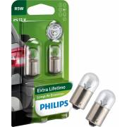 2 amp. R5W LL Ecovision 12V PHILIPS (blister) (12821LLECOB2)