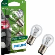 2 amp. P21/5W LL Ecovision PHILIPS (blister) (12499LLECOB2)