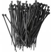 Serres câbles 135x2,6mm noirs (x20)