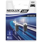 2 lampes retrofit direct LED 12V NEOLUX (W5W)