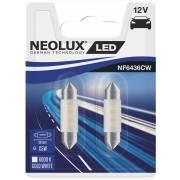 2 lampes retrofit direct LED 12V NEOLUX navette 36mm (C5W)