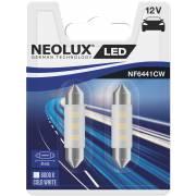 2 lampes retrofit direct LED 12V NEOLUX navette 41mm