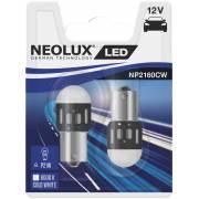 2 lampes retrofit direct LED 12V NEOLUX (P21W)