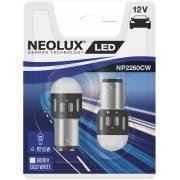 2 lampes retrofit direct LED 12V NEOLUX (P21/5W)
