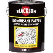 Insonorisant pâteux noir BLACKSON 1kg (pot)