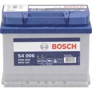 Batterie BOSCH S4006 60Ah/540A