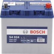 Batterie BOSCH S4024 60Ah/540A