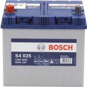 Batterie BOSCH S4025 60Ah/540A