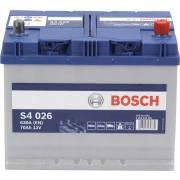 Batterie BOSCH S4026 70Ah/630A