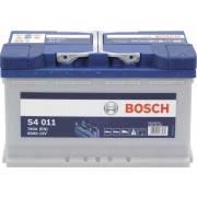 Batterie BOSCH S4011 80Ah/740A