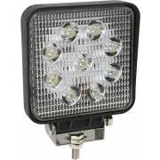 Projecteur de travail 27W 9 LED 12/24V