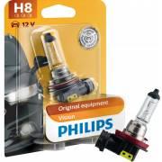 1 ampoule H8 Vision +30% PHILIPS (blister)