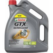 Huile Castrol GTX Ultraclean 10W40 A3/B4 5L (bidon)