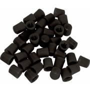 Bouchons de valve noirs (x1000)
