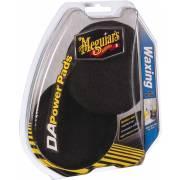 Tampon gris 12,7cm (polissage protection) MEGUIAR'S (x2)