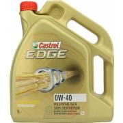 Huile Castrol Edge 0W40 5L (bidon)