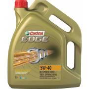 Huile Castrol Edge 5W40 5L (bidon)