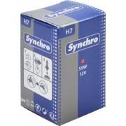 1 ampoule H7 SYNCHRO (carton)
