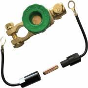 Coupe-batterie antivol type Dis-car-nect