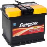 Batterie Energizer Plus 52Ah/470A (EP52-L1)