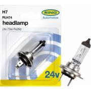 1 ampoule H7 24V RING (blister)