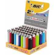 Briquet BIC Maxi (display)