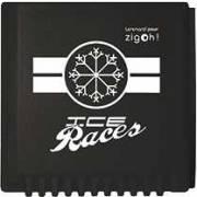 Gratte-givre carré gris Ice Races ZIGOH