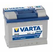 Batterie VARTA Blue Dynamic 60Ah / 540A (D43)