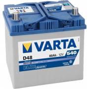 Batterie VARTA Blue Dynamic 60Ah / 540A (D48)