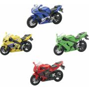 Motos Street 1/18 Licence (assortiment)