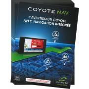 PLV leaflets GPS COYOTE Nav