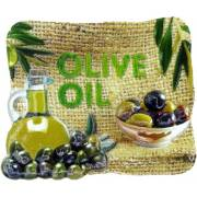 Aimant olive 1