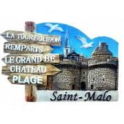 Aimant Saint-Malo