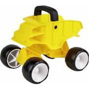 Camion benne jaune HAPE